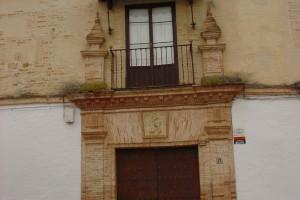 casa palacio Conde de Rodezno 22 - Andalucía Film Commission