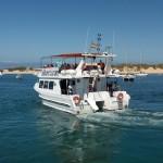 Catamaran albarco.com - Andalucía Film Commission
