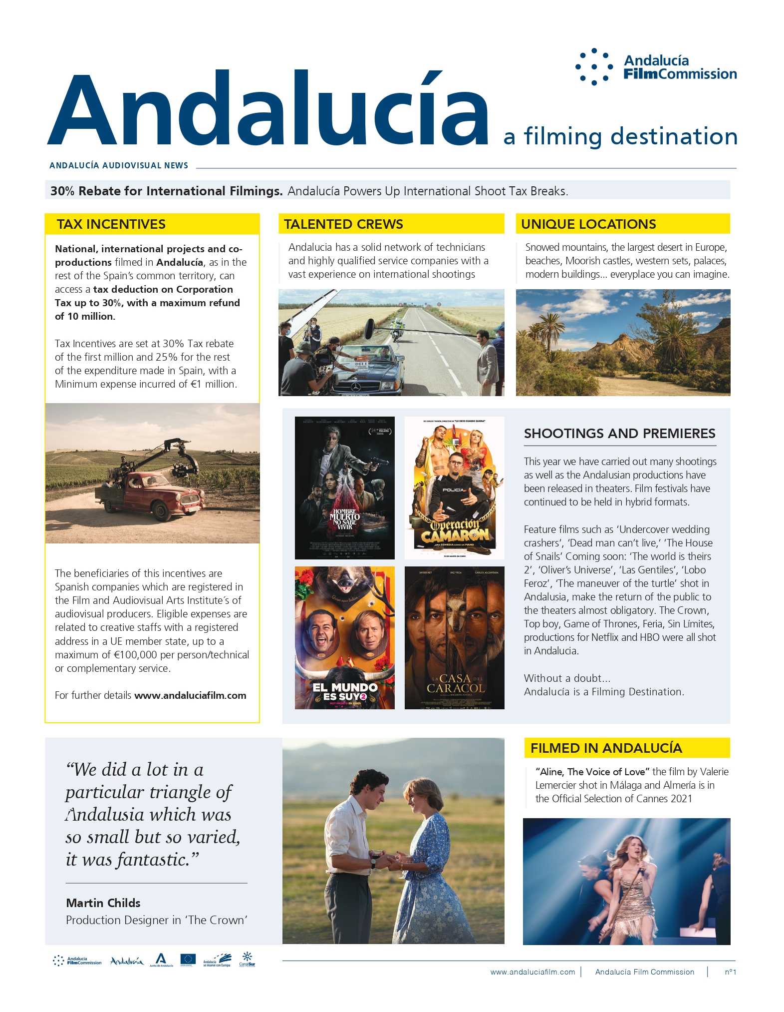 Variety21 AFC - Andalucía Film Commission